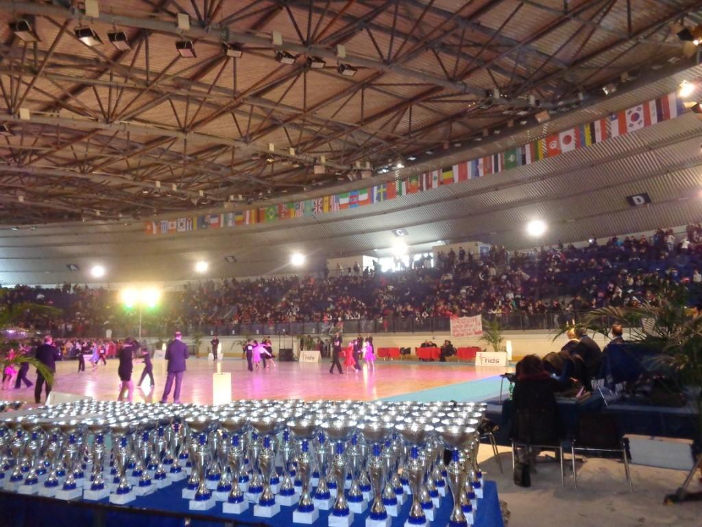Catania il Campionato regionale FIDS 2016 di Danza sportiva
