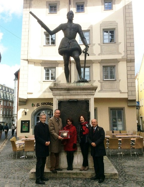 Monumento a Don Giovanni d'Austria a Regensburg