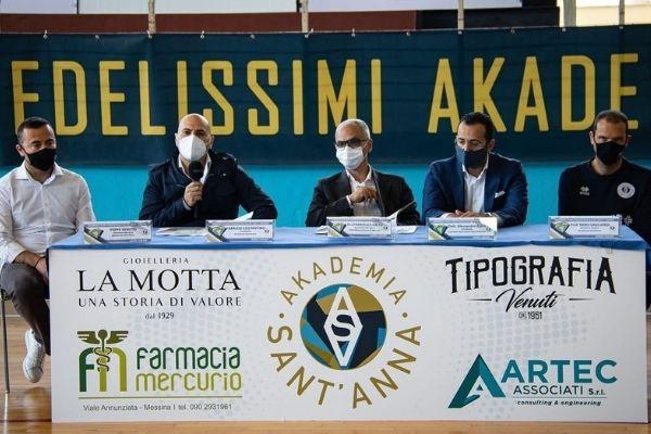 Conferenza stampa Akademia Sant'Anna