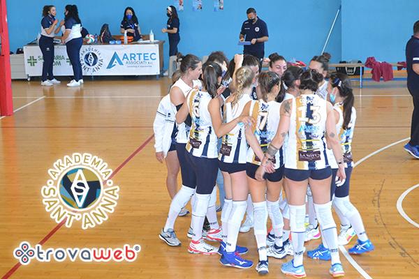 I playoff di Akademia Sant'Anna